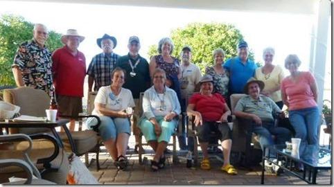 Boomers picnic
