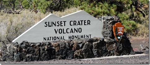 Sunset Crater Volcano NP AZ