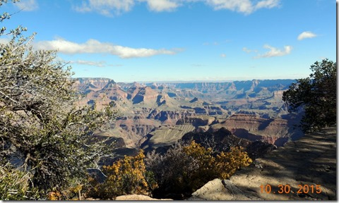 Grandview Lookout, South Rim Grand Canyon