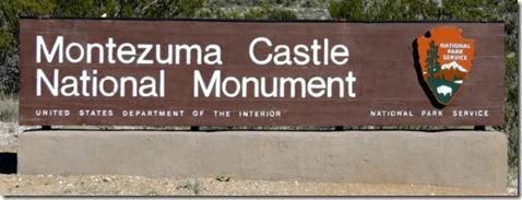 Montesuma Castle NP