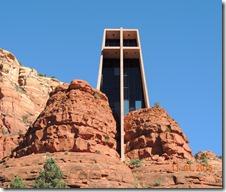 Chapel of the Holy Cross,Sedona AZ