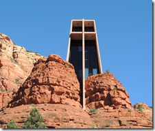 Chapel of the Holy Cross,Sedona AZ