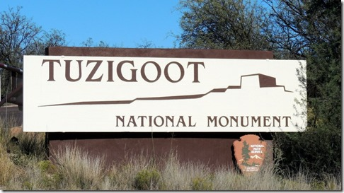 Tuzigoot NM Cottonwood AZ