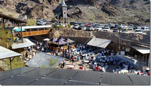 Desert Bar, Parker AZ, 2016