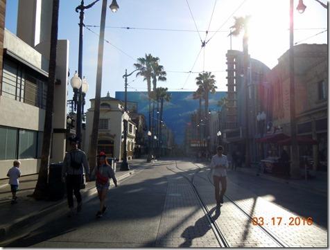 Buena Vista street @ Disney Calif. Adventure