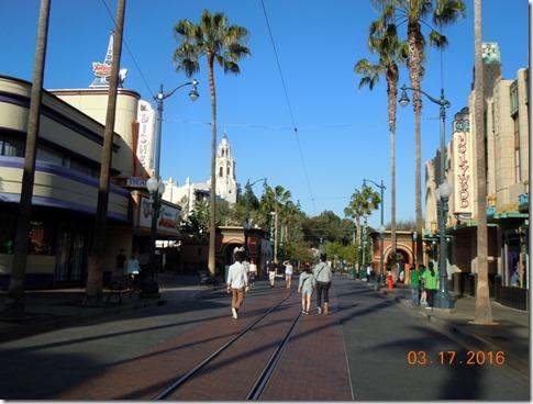 Buena Vista Street, Disney Calf Adventure