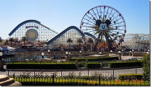 Disney Calif Adventure