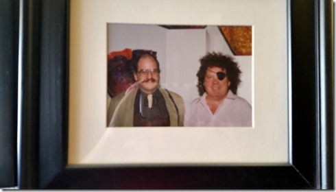Pictureof Jim Stone and Chihuly