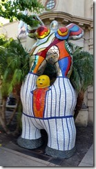 Statue, Balboa Park
