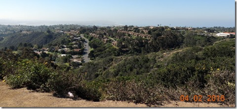 View from Mt. Soledad