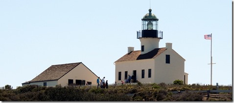 Cabrllo Light House