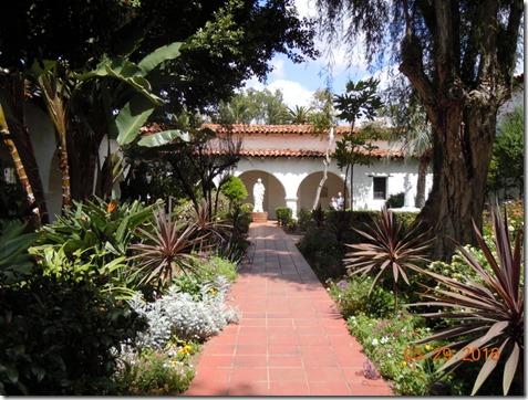 Gardens, Mission San Diego