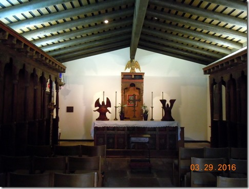 Chapel, Mission San Diego