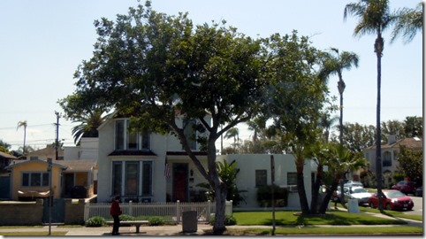 Orignial house on Coronado