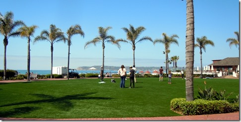 View from Hotel Coronado
