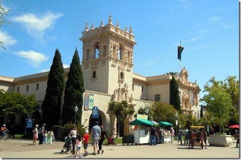Balboa Park Visitor Center
