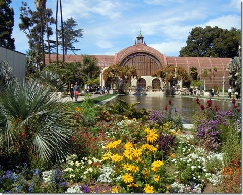 Botanical Gardens, Balboa Park