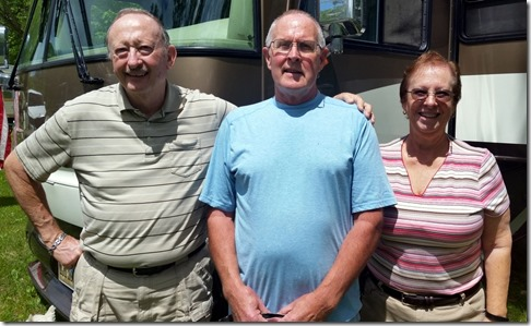 Bob, Paul and I