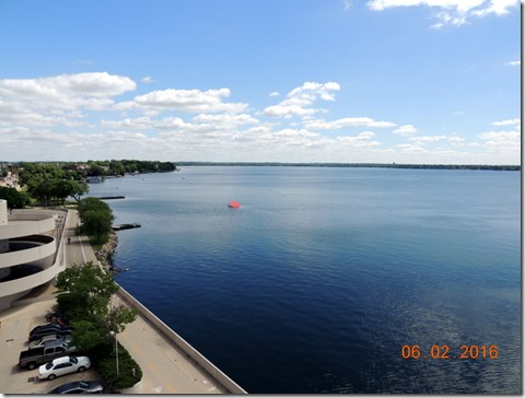 Madison WI , Lake Monona