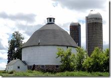 Round barn WI