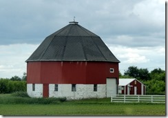 Round barn, WI