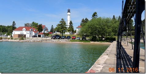 Stugeon Bay Canal & North Pierhead, Sturgeon Bay, WI