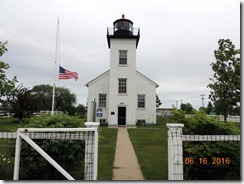 Sand Point Lighhouse, Escana MI