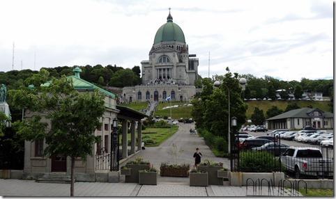 St; Joseph Basillica,  Grayline Tour Montreal
