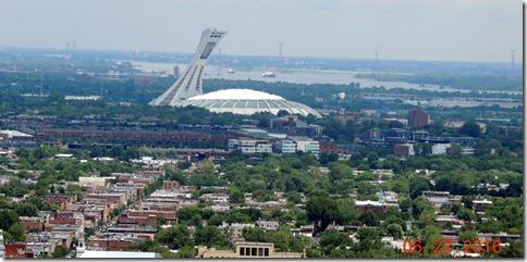 Olympic Stadium,  Grayline Tour Montreal