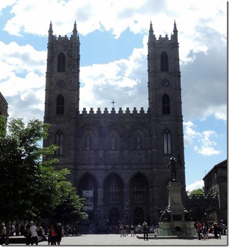 Basillica, Notre Dame, Montreal