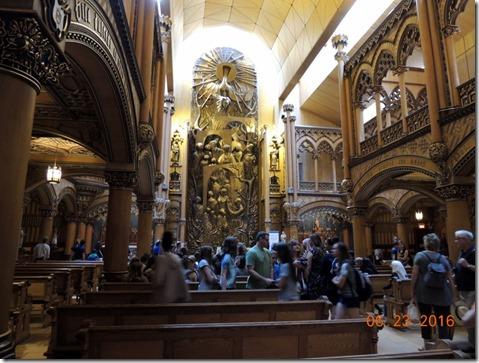 Chapel, Basilica Notre Dame, Montreal