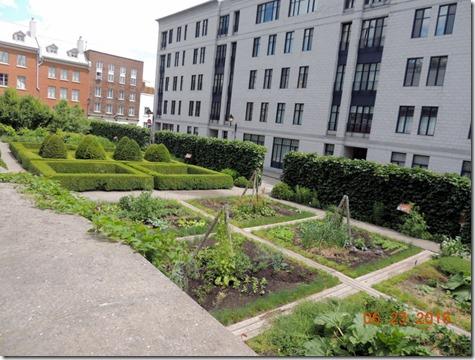 Garden, Chateau Ramzey