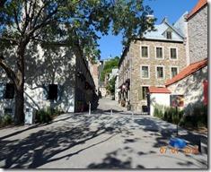 River Fort, Old Town Quebec City