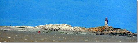 Pharesur l'Algernon Rock Lighthouse ,