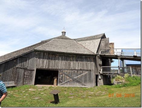 Musee de la Grange, octogonale