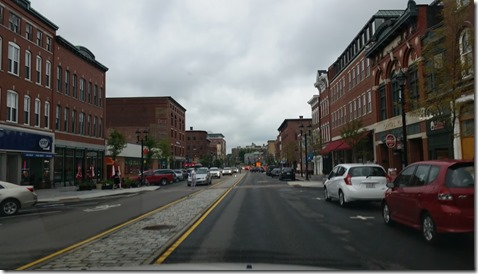 Downtown Concord NH