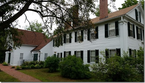 Franklin Pierce's Manse