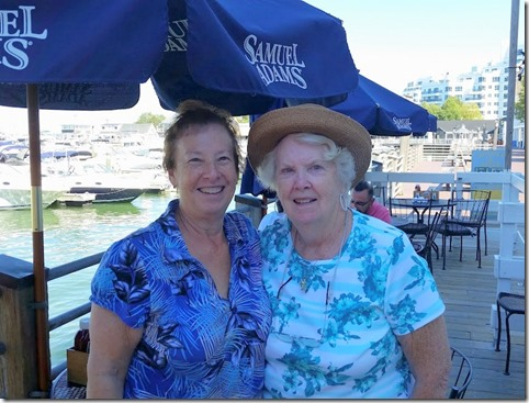 Denise and Joan Robinette