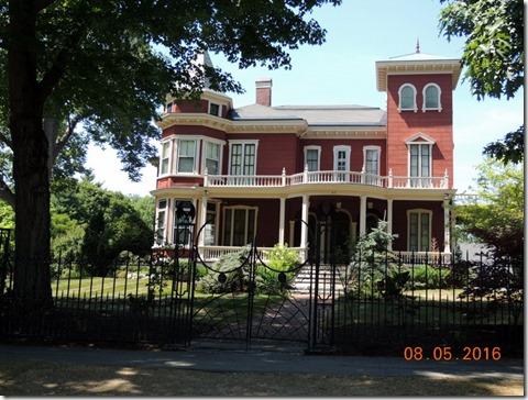 Stephen King's home, Bangor Maine