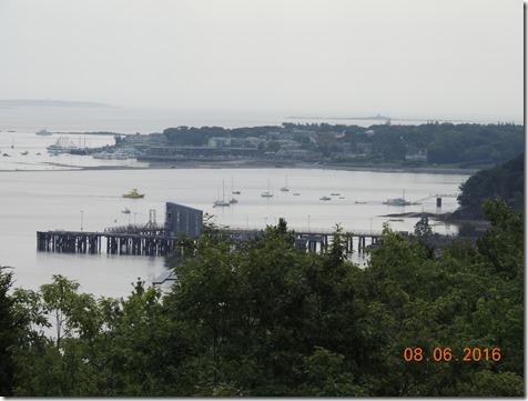 Bangor from the Acadia Loop, Acadia NP Maine