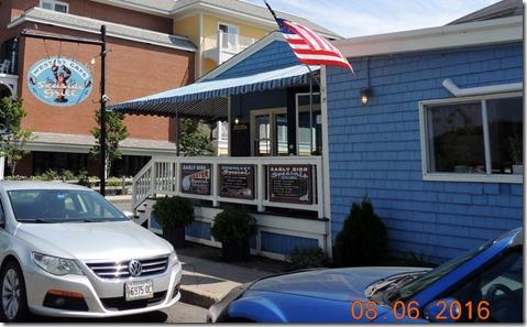 West Street Cafe Bar Harbor ME