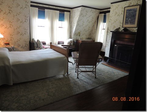 FDR and Eleanors room