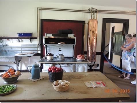 Kitchen, Campobello
