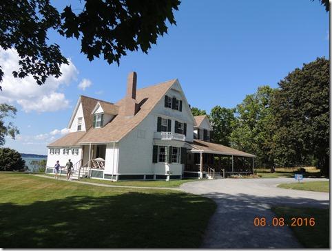 Hubbard Cottage,Campobello