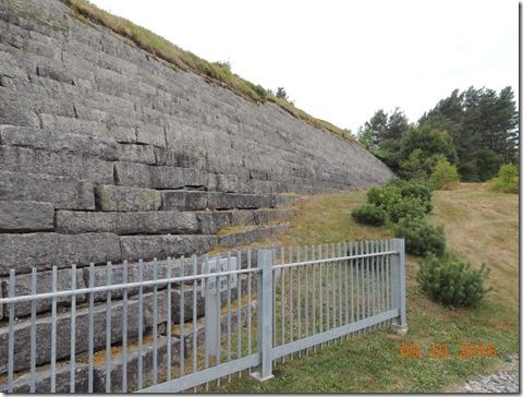 The bricks, Fort Knox Bucksport, ME