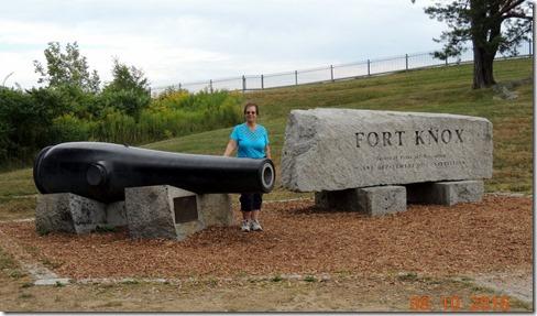 Fort Knox Bucksport, ME