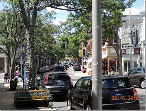 Downtown Gloucester MA