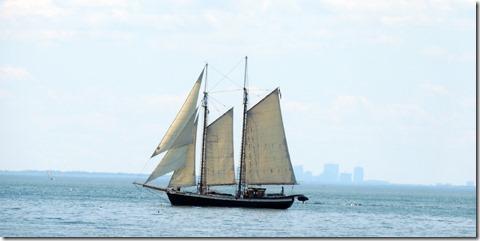 Schooner Gloucester Bay