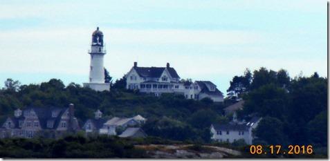 Cape Elizabeth Lighhouse