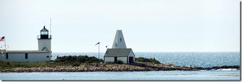 Goat Island Lighthouse
